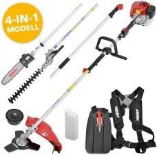 Hecht 1330 benzine multi-tool