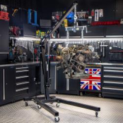 Garage-uitrusting