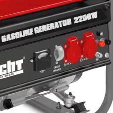 Hecht GG 2500 benzine Aggregaat - generator