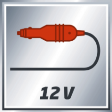 Slagmoersleutel 12 volt