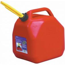 Jerrycan met schenktuit 10 Liter