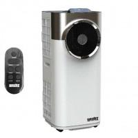 Hecht 3913 mobiele airconditioner voor thuis 1350 Watt