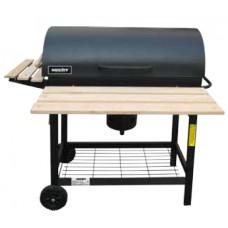 Grill/BBQ hecht barrel