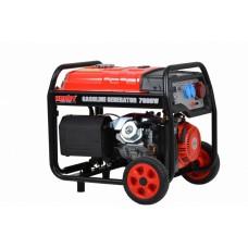 HECHT GG 8000 aggregaat-generator op benzine