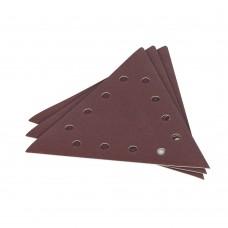 Schuurpapier driehoek– 3 x 285 mm – korrel: 60 – 5 stuks