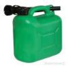 PVC jerrycan 5 liter