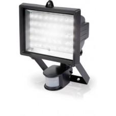 LED floodlight met sensor 3W