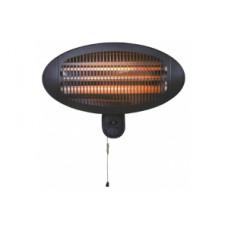 Terrasverwarmer muurbevestiging