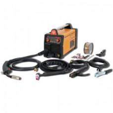 MIG / TIG / MMA-160: 3-in-1 Synergische Inverter lasmachine